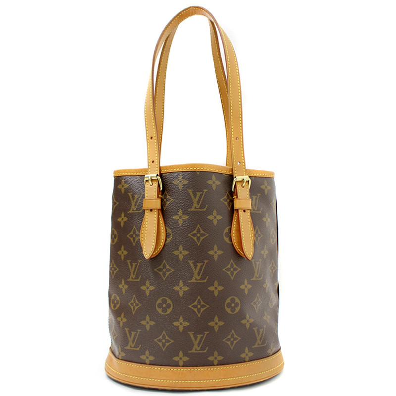 LOUIS VUITTON 【ルイ ヴィトン】 モノグラム バケットPM