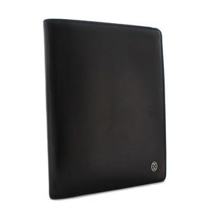 Cartier【カルティエ】 パシャ 2つ折り札入れ 財布 ブラック レザー