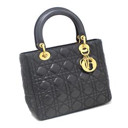 Christian Dior 【クリスチャン ディオール】 レディディオール ハンドバッグ